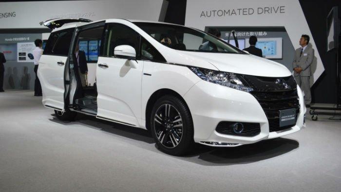 2017 Honda Odyssey Hybrid Model