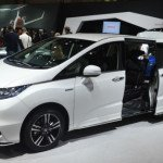 2017 Honda Odyssey Pictures