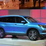 2017 Honda Pilot Colors