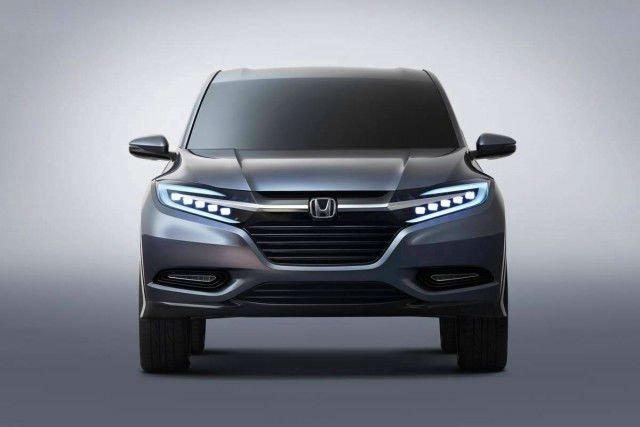 2017 Honda Pilot Concept