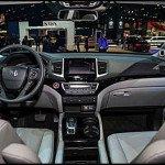 2017 Honda Pilot Elite Interior