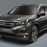 2017 Honda Pilot SUV Concept