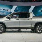 2017 Honda Ridgeline Images