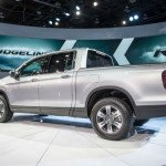 2017 Honda Ridgeline Lifted