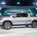 2017 Honda Ridgeline Model