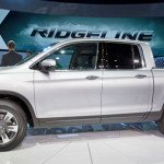2017 Honda Ridgeline Photos