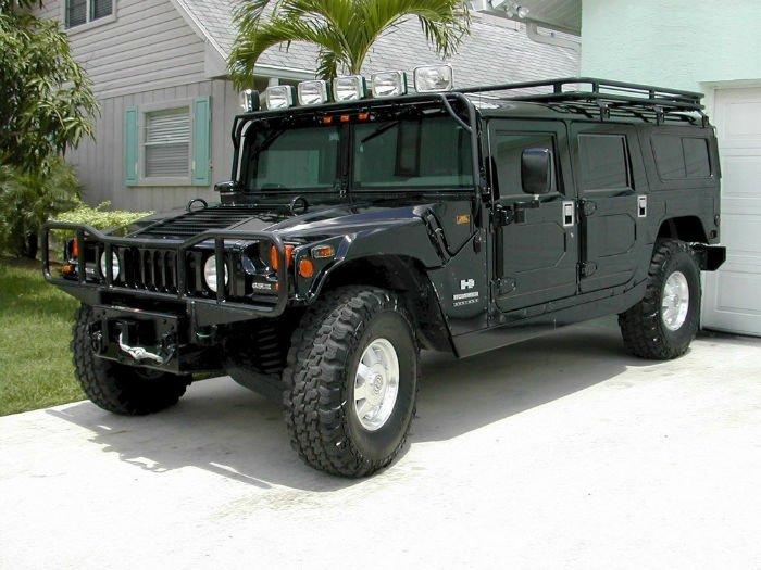 2017 Hummer H1 Alpha