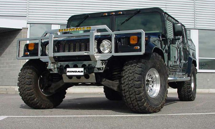 2017 Hummer H1 Awesome