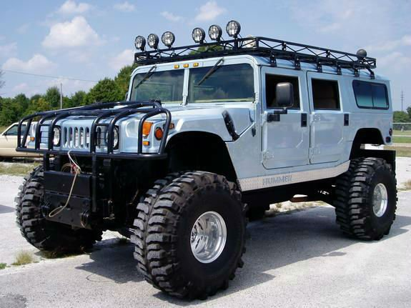 2017 Hummer H1 Lifted