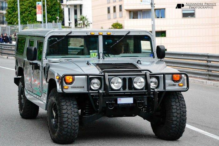 2017 Hummer H1 Redesign