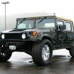 2017 Hummer H1 Widescreen