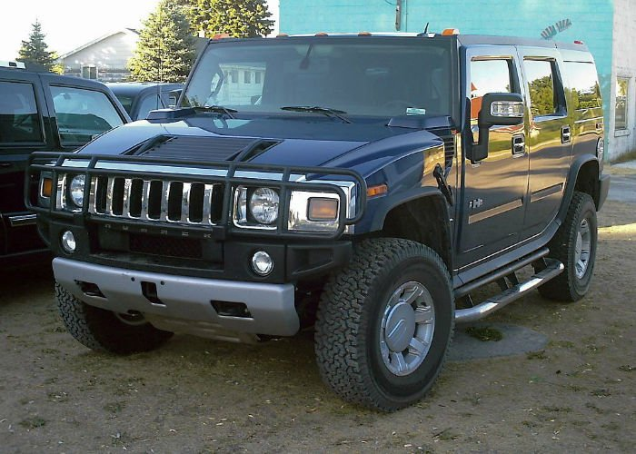 2017 Hummer H2 Awesome