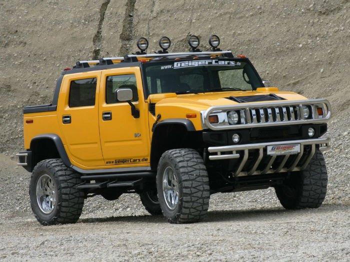2017 Hummer H2 Off-Road