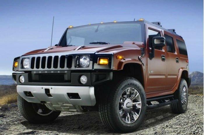 2017 Hummer H2 Redesign