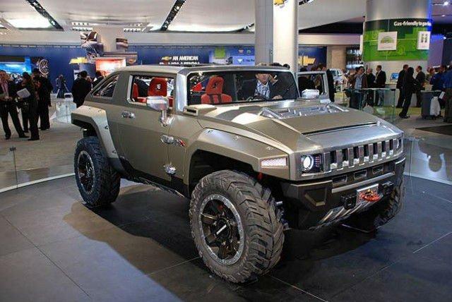 2017 Hummer H2 Wheels
