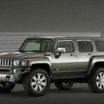 2017 Hummer H3 Awesome