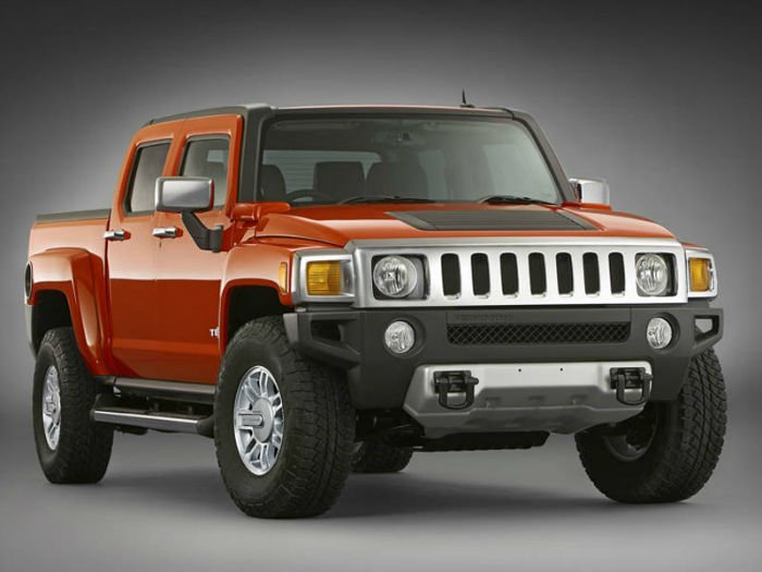 2016 Cars Collection: 2017 Hummer H3