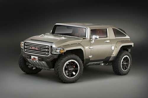 2017 Hummer H3 Wheels