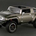 2017 Hummer HX Concept Redesign