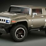 2017 Hummer HX Concept Wallpaper