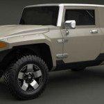 2017 Hummer HX Concept Wheels