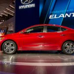 2017 Hyundai Elantra GT Changes