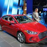 2017 Hyundai Elantra Release