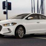 2017 Hyundai Elantra Sadan