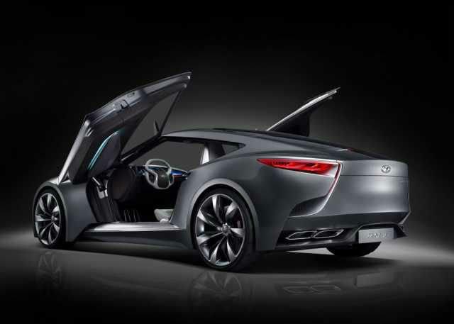 2017 Hyundai Genesis Coupe Doors