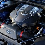 2017 Hyundai Genesis Coupe v8 Engine