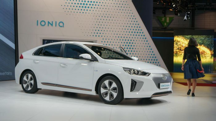 2017 Hyundai Ioniq Model