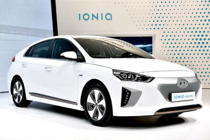 2017 Hyundai Ioniq Wheels