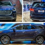 2017 Hyundai Santa FE Limited Changes