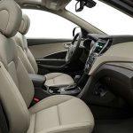 2017 Hyundai Santa FE Limited Ultimate Interior