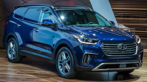 2017 Hyundai Santa FE SE Limited