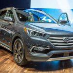 2017 Hyundai Santa FE Sport 2.0