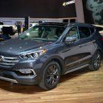 2017 Hyundai Santa FE Sport Colors