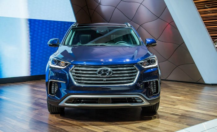 2017 Hyundai Santa FE Sport Facelift