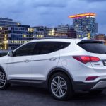 2017 Hyundai Santa FE Sport Hybrid