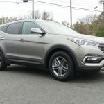2017 Hyundai Santa FE Sport Mineral Gray