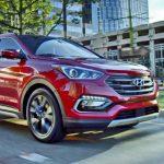 2017 Hyundai Santa FE Sport Model