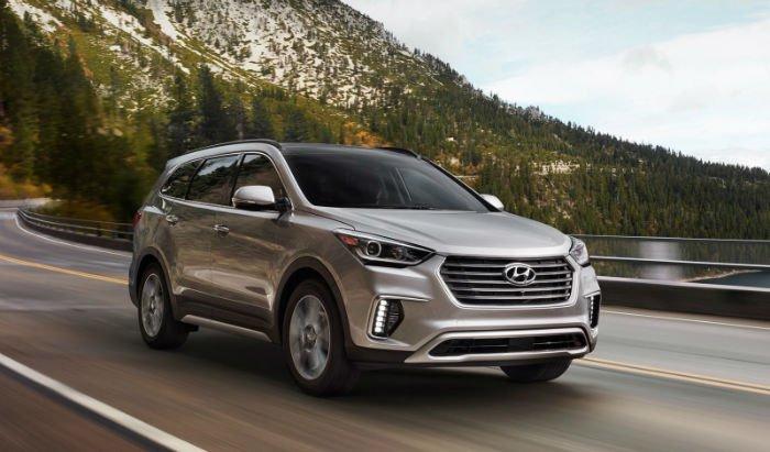 2017 Hyundai Santa FE Sport Ultimate