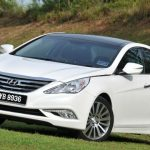 2017 Hyundai Sonata White