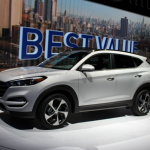 2017 Hyundai Tucson Changes