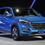 2017 Hyundai Tucson Colors