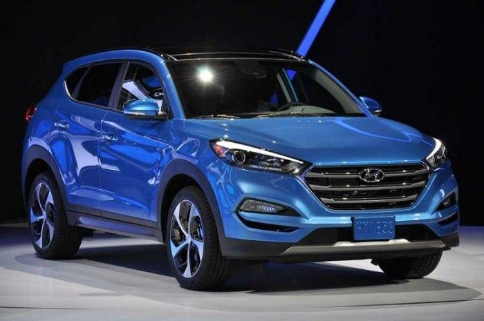 Hyundai tucson colors
