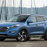2017 Hyundai Tucson Model