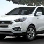 2017 Hyundai Tucson White