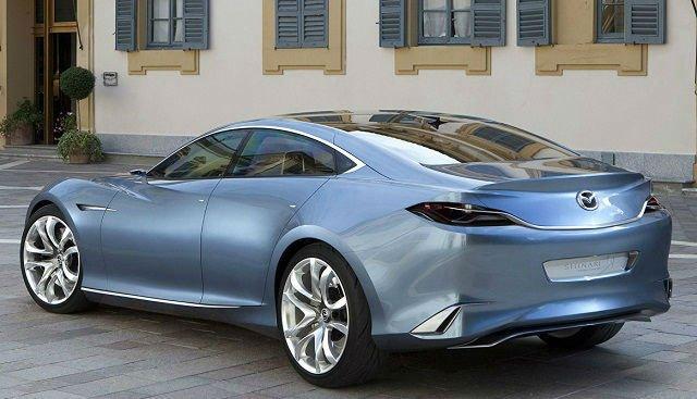 2017 Mazda 6 Release