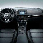 2017 Mazda BT-50 Interior